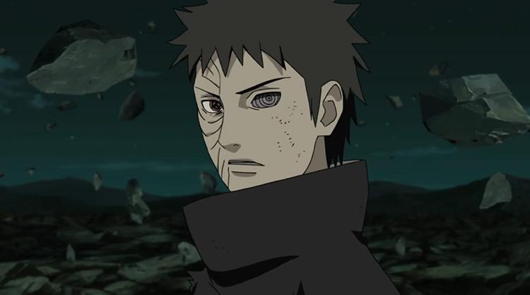 Obito Uchiha from Naruto: Shippuden