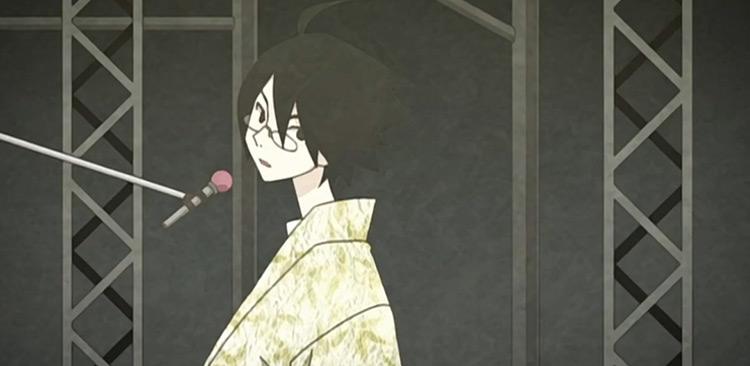 Nozomu Itoshiki from Sayonara, Zetsubou-Sensei anime