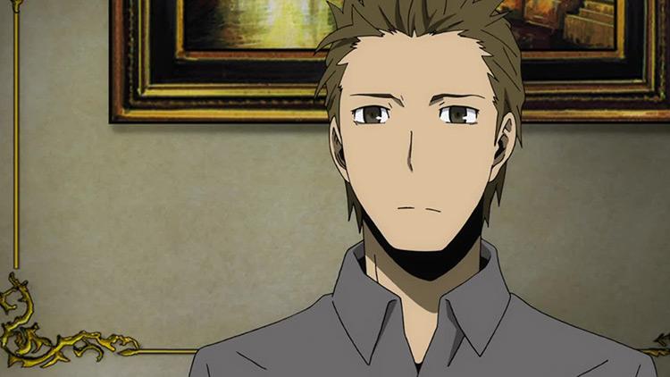 Seiji Yagiri from Durarara anime