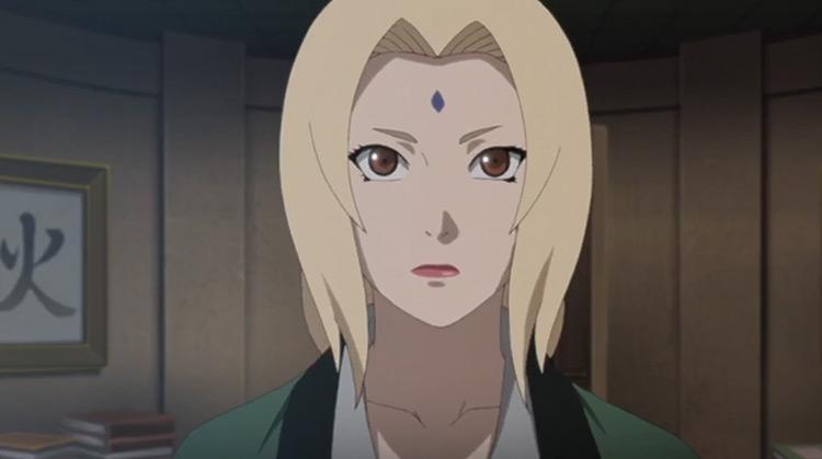 Tsunade in Naruto: Shippuden anime
