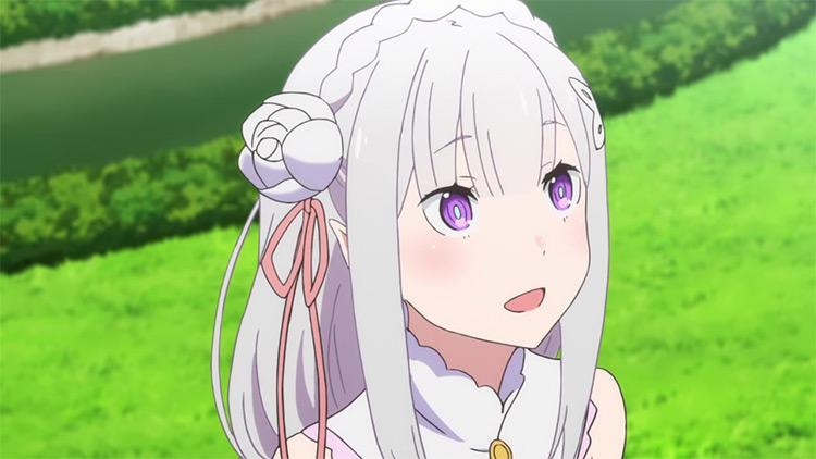 Emilia from Re: Zero