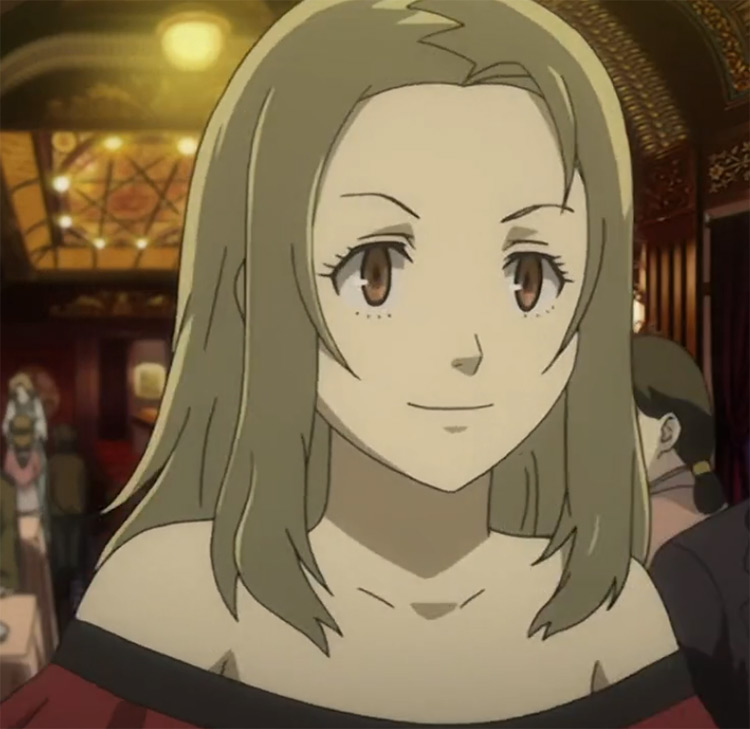 Miria Harvent from Baccano