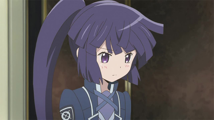 Akatsuki from Log Horizon anime