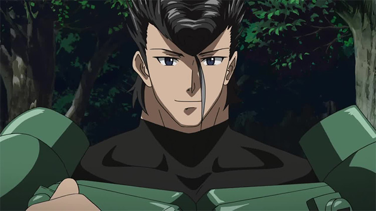 Bulat from Akame ga Kill anime