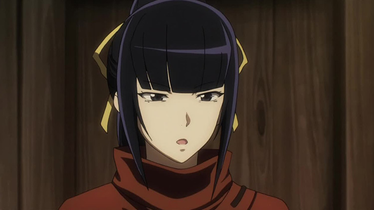 Narberal Gamma from Overlord anime