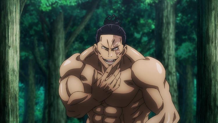 Aoi Toudou from Jujutsu Kaisen anime