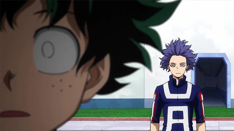 Brainwash - Hitoshi Shinso in My Hero Academia anime