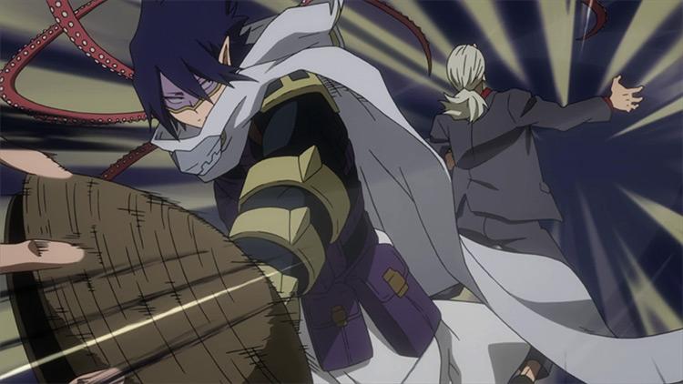 Manifest - Tamaki Amajiki My Hero Academia anime screenshot