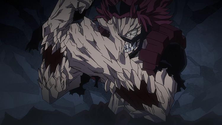 Hardening - Eijiro Kirishima from MHA anime
