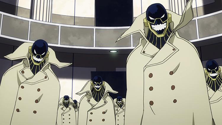 Clones – Ectoplasm My Hero Academia anime screenshot