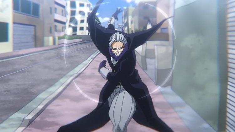 Elasticity – Gentle Criminal from My Hero Academia anime