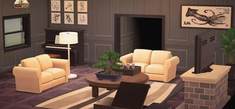 25 Living Room Ideas For Animal Crossing: New Horizons