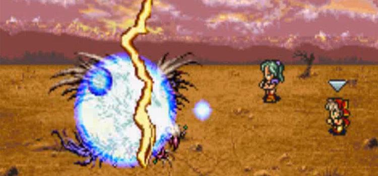 Final Fantasy VI: Best Magic Spells Worth Learning