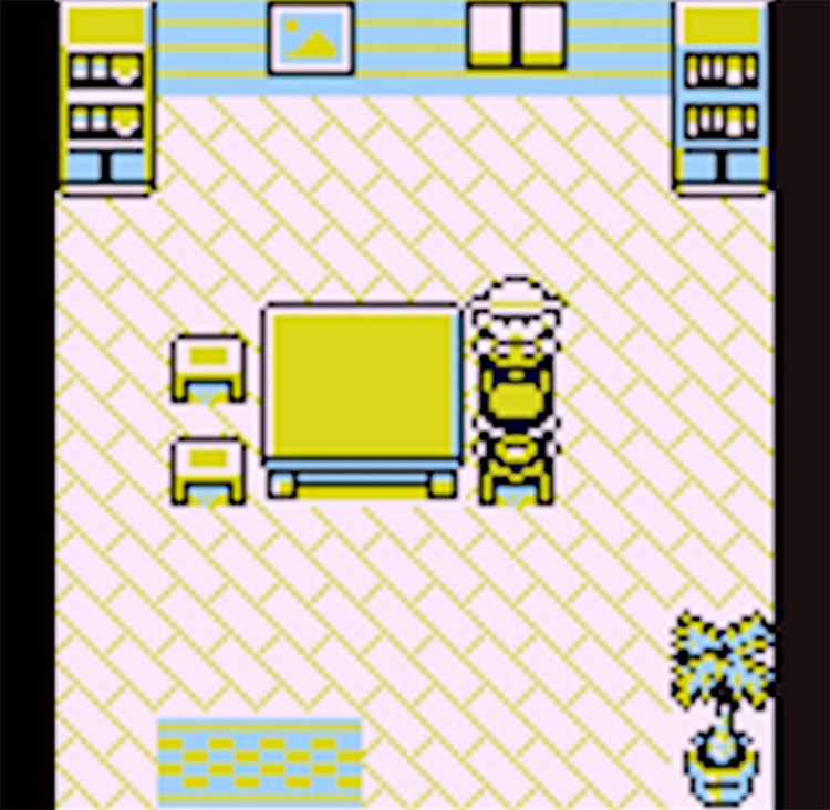 TM29 Mr Psychic Saffron City - Pokemon Yellow
