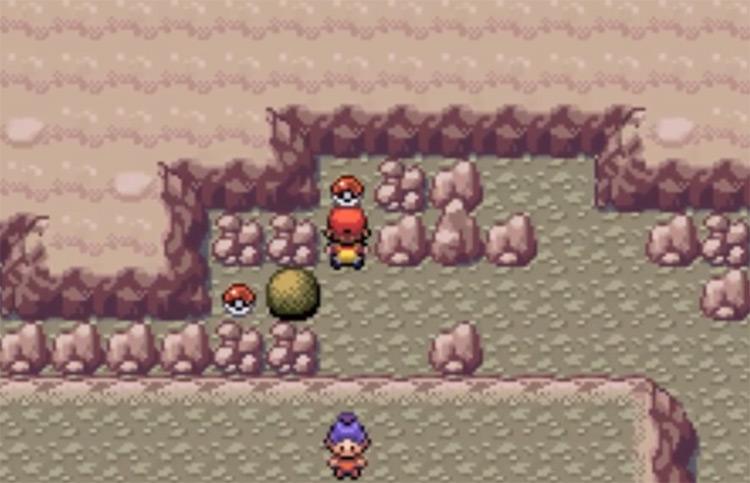 TM02 Location in Victory Road - Pokemon FRLG