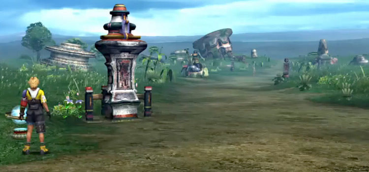 FFX: The Best Spots For Grinding & Leveling Up