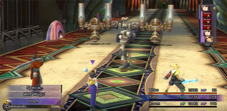 Bevelle Highbridge FFX HD Screenshot