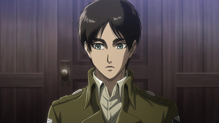 Eren Yeager from Attack on Titan anime