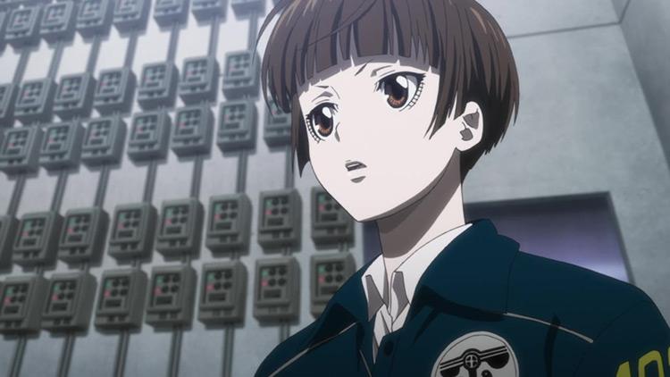 Akane Tsunemori in Psycho-Pass