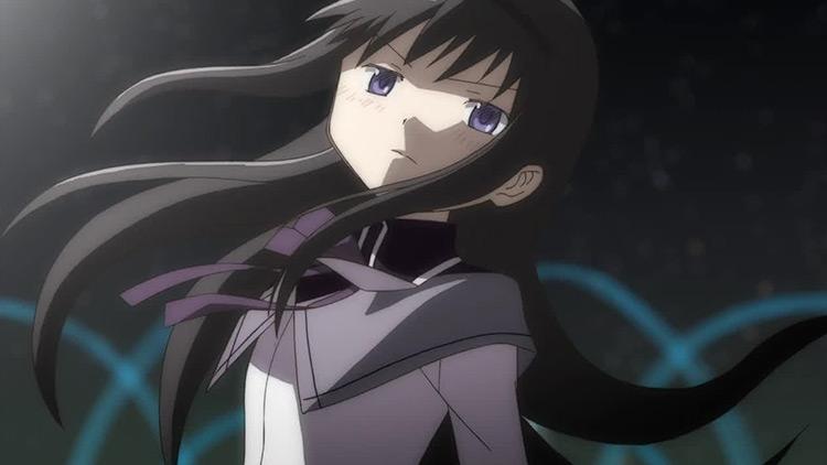 Akemi Homura from Puella Magi Madoka Magica