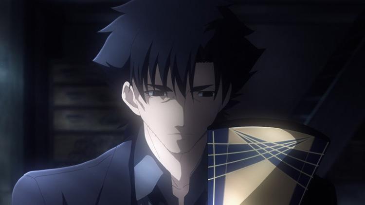Kiritsugu Emiya from Fate/Zero anime
