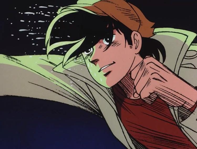 Joe Yabuki Ashita no Joe anime screenshot