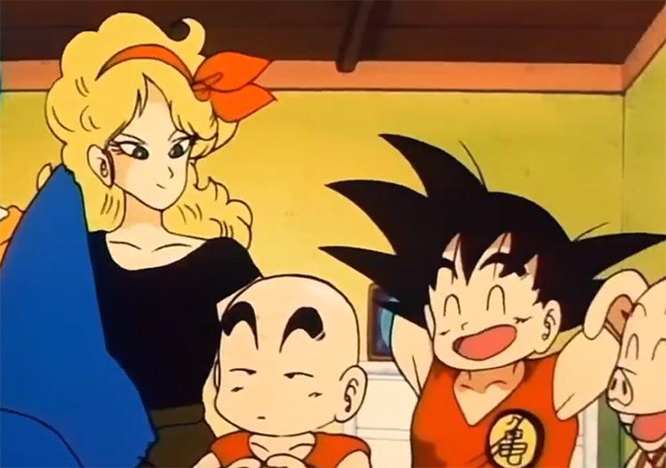 Dragon Ball anime screenshot