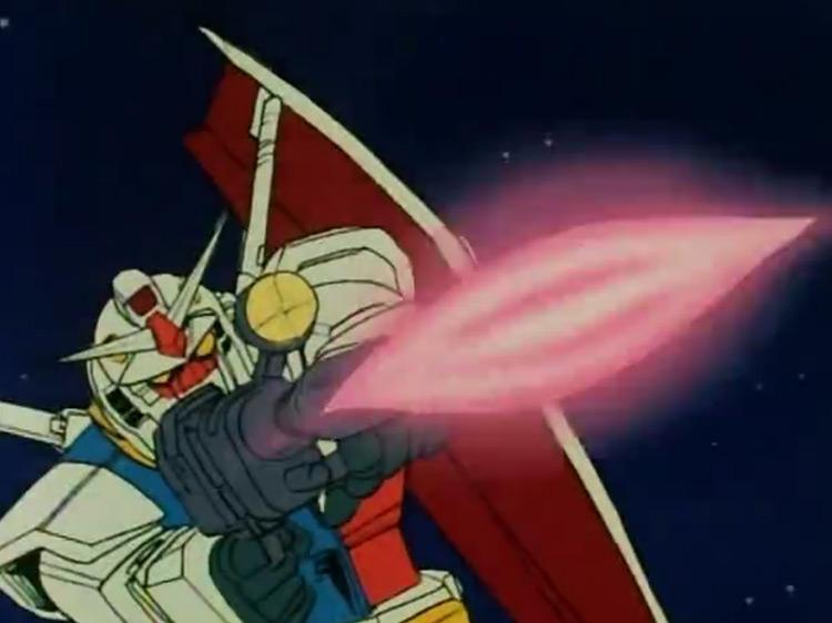 Mobile Suit Gundam screenshot