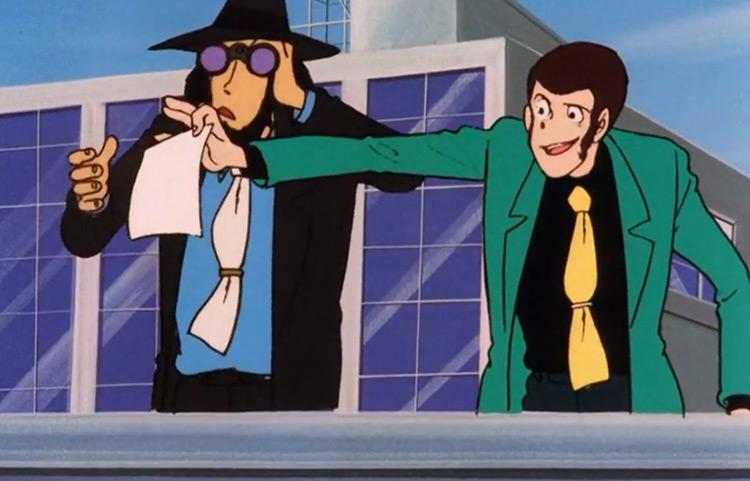 Lupin the Third (Part I) anime screenshot