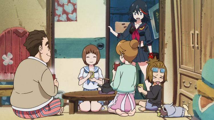 Kill la Kill anime screenshot