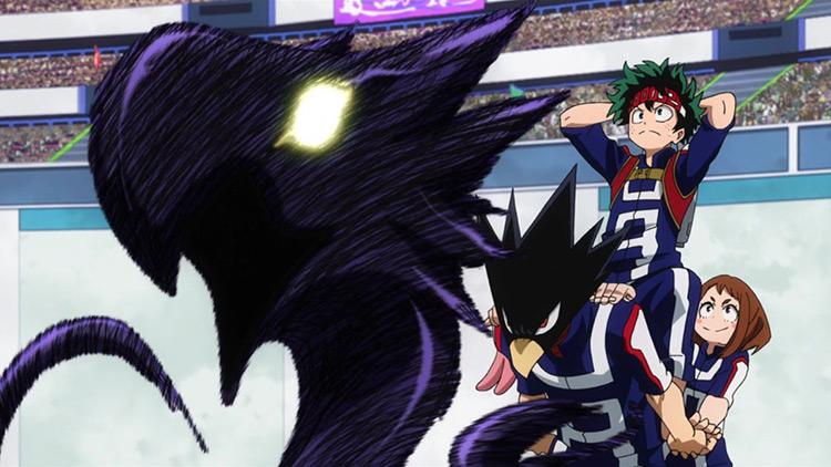 My Hero Academia anime screenshot