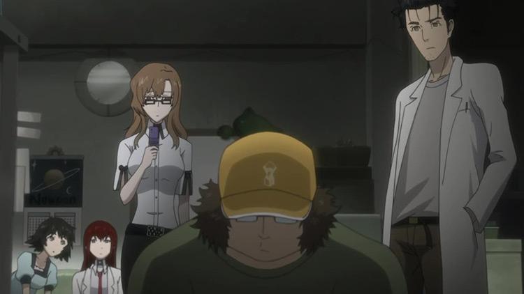 Steins;Gate anime screenshot