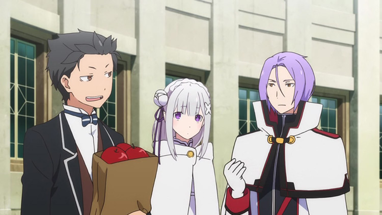 Re:Zero – Starting Life in Another World anime