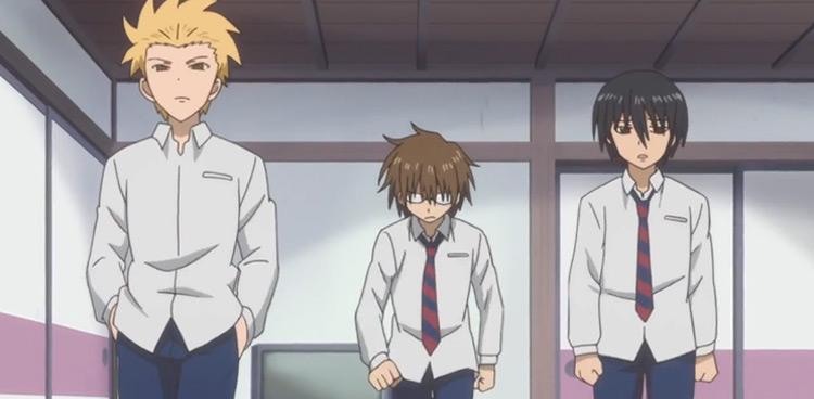 Daily Lives of High School Boys screenshot