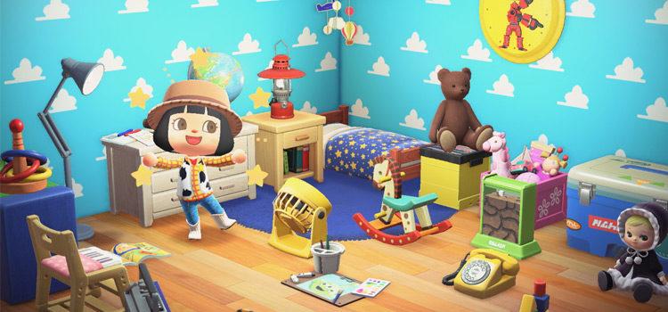 Magical Disney Island Ideas For Animal Crossing: New Horizons