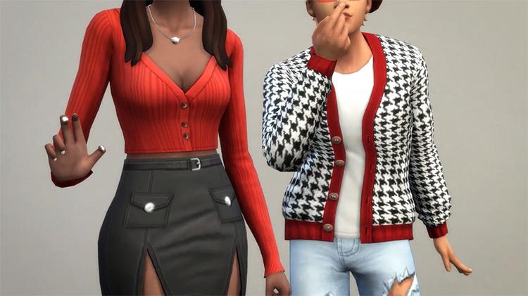 Aharris00Britney & ayoshi's Jasmine top for Sims 4