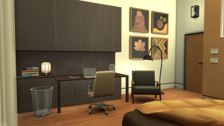 Floor Lamp Preview - Sims 4 CC