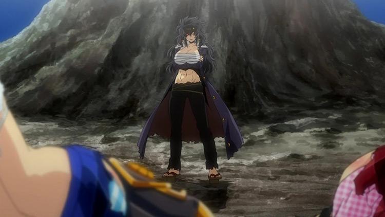 Daidouji from Senran Kagura anime