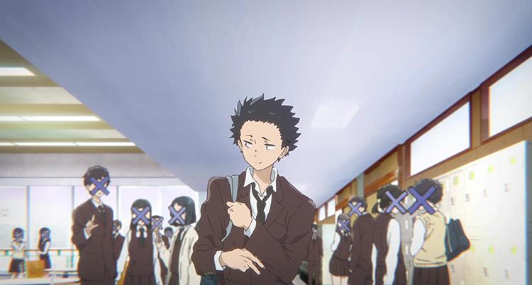 A Silent Voice anime