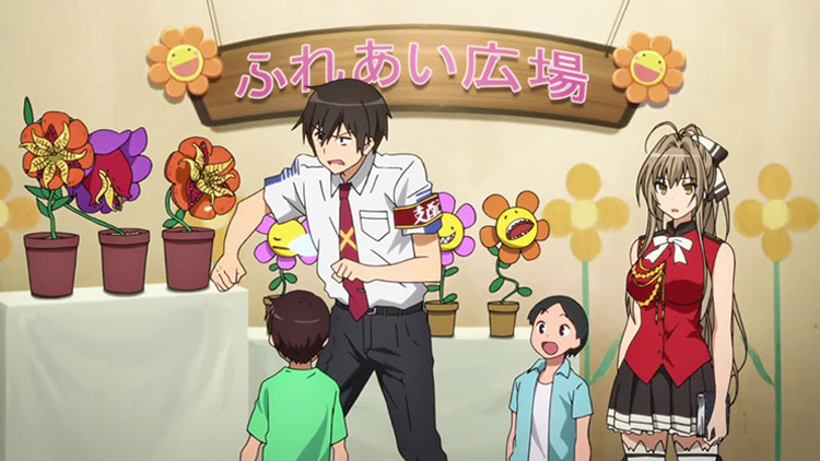 Amagi Brilliant Park by Kyoto Animation