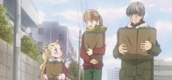 Honey and Clover Anime Screenshot