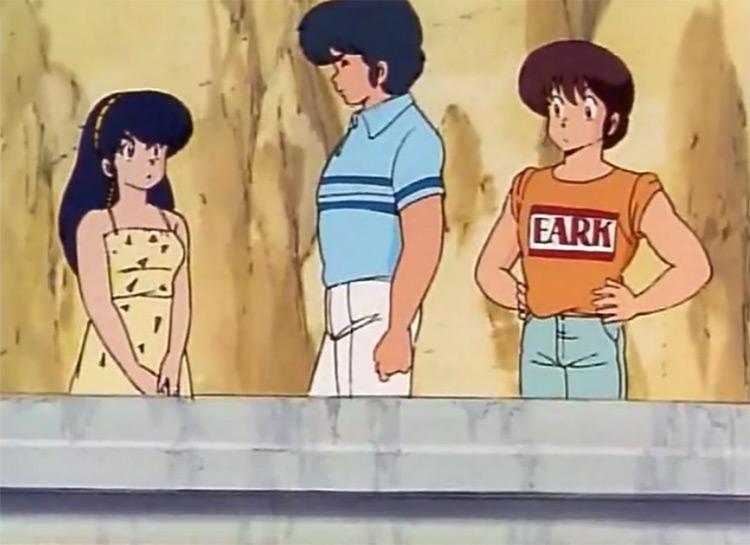 Maison Ikkoku anime screenshot