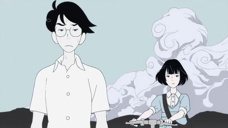 The Tatami Galaxy anime