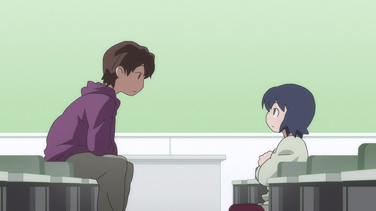 HenSemi anime screenshot