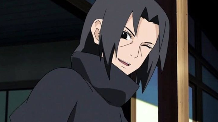Itachi Uchiha from Naruto: Shippuden