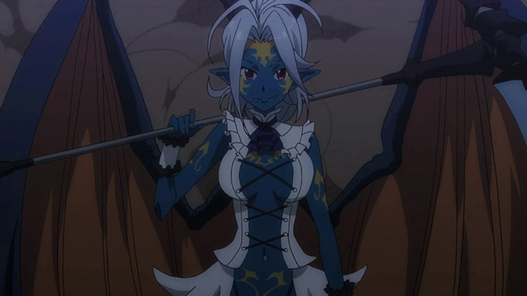 Gisselle from GATE anime