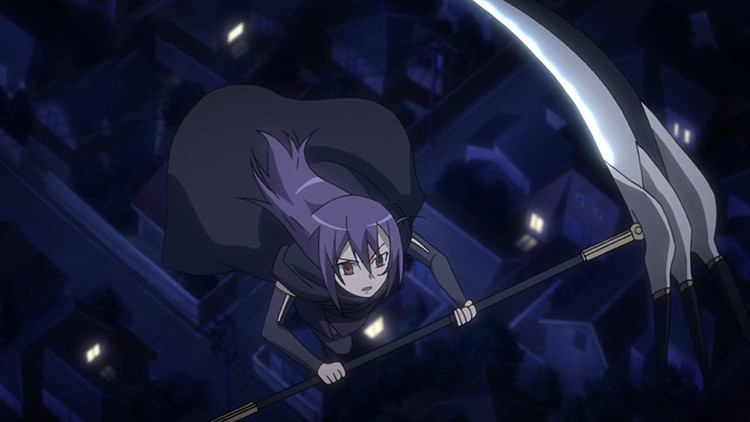 Haqua du Lot Herminium in The World God Only Knows