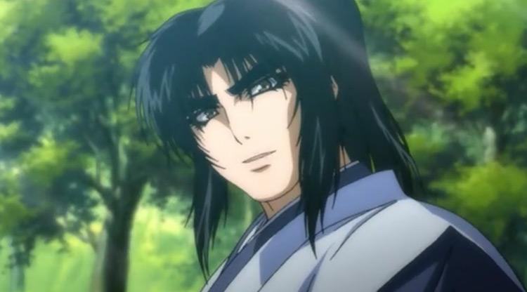 Gennosuke Kouga from Basilisk anime