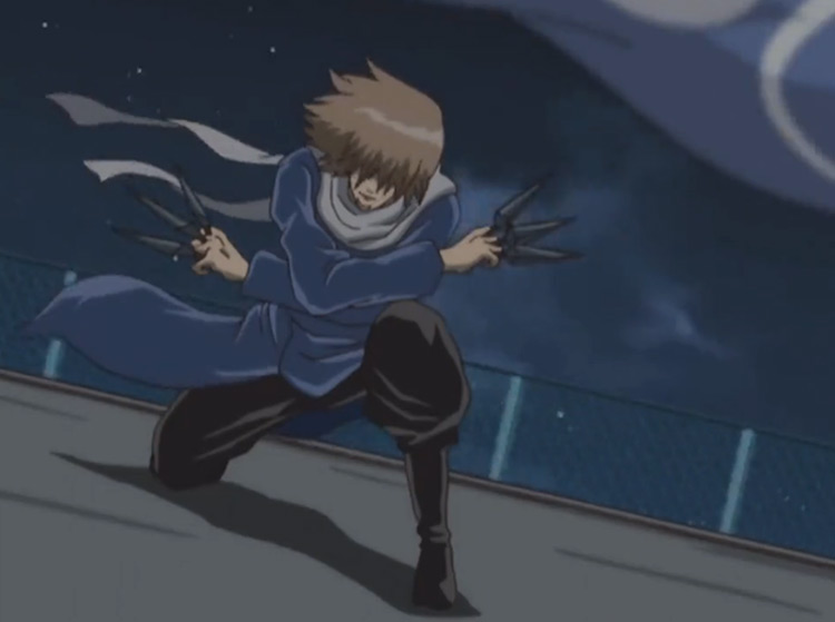 Zenzou Hattori from Gintama anime