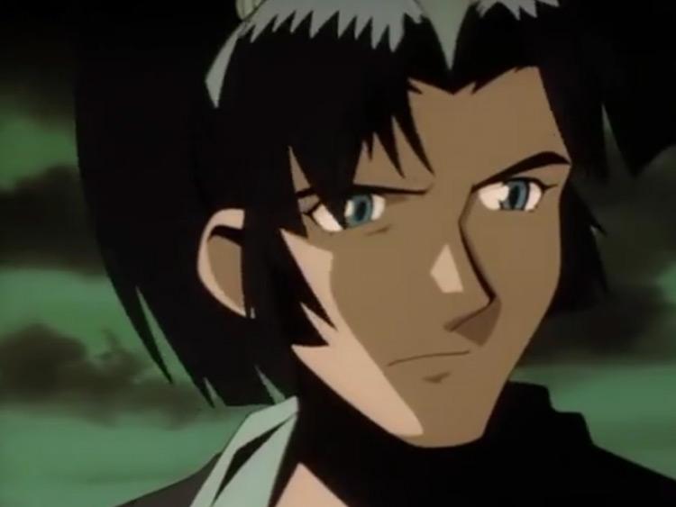 Shirou Amakusa Tokisada in Ninja Resurrection